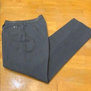 Jones New York Gray pants